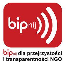BIPnij dla przejrzystości i transparentności NGO