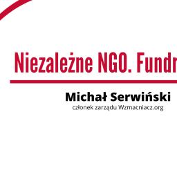 Niezależne NGO. Fundraising – zaproszenie na webinarium w dniu 7 kwietnia