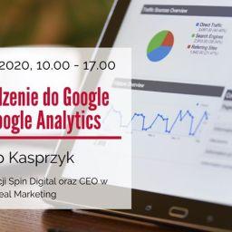 Zaproszenie na szkolenie: Wprowadzenie do Google Ads i Google Analytics – 6 sierpnia 2020 r.