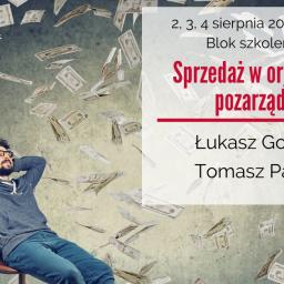 """Blok szkoleniowy online: """"Sprzedaż w organizacjach pozarządowych"""" – 2,3,4 lipca 2021 r."""